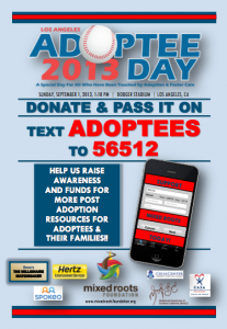 Adoptee Day