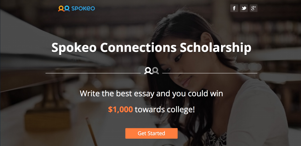 Connections Scholarship