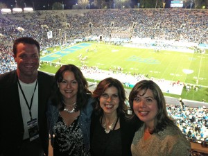 Spokeo at RoseBowl